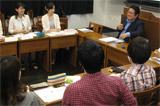 立教大学経営学部:長期国内インターンシップ(本カリキュラムはNPO法人ETIC.と企画・運営を行っています)